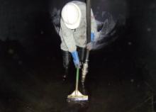 オイルタンク・配管清掃